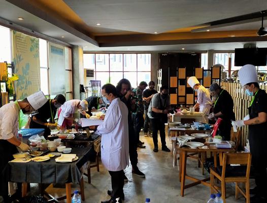 Kolaborasi Dintara dan IPA Bali, Cetak SDM Berkualitas dan Berkompeten di Bidang Pastry